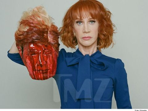 Did Kathy Griffin Really Go Too Far? She is Trending on Twitter