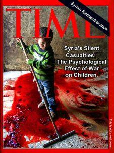 US Syrian War - killing children