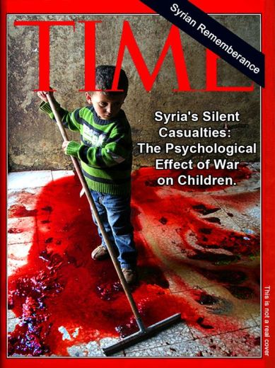 US Syrian War - killing children