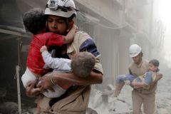 US Syrian War: killing children