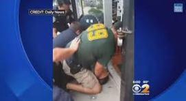 Eric Garner choke