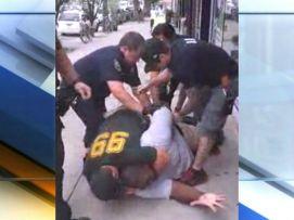 Eric Garner was murdered by Officer Daniel Pan