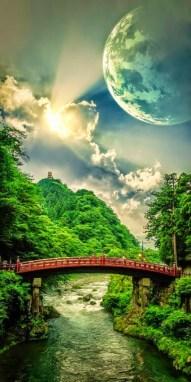 moon by nathan spottsa