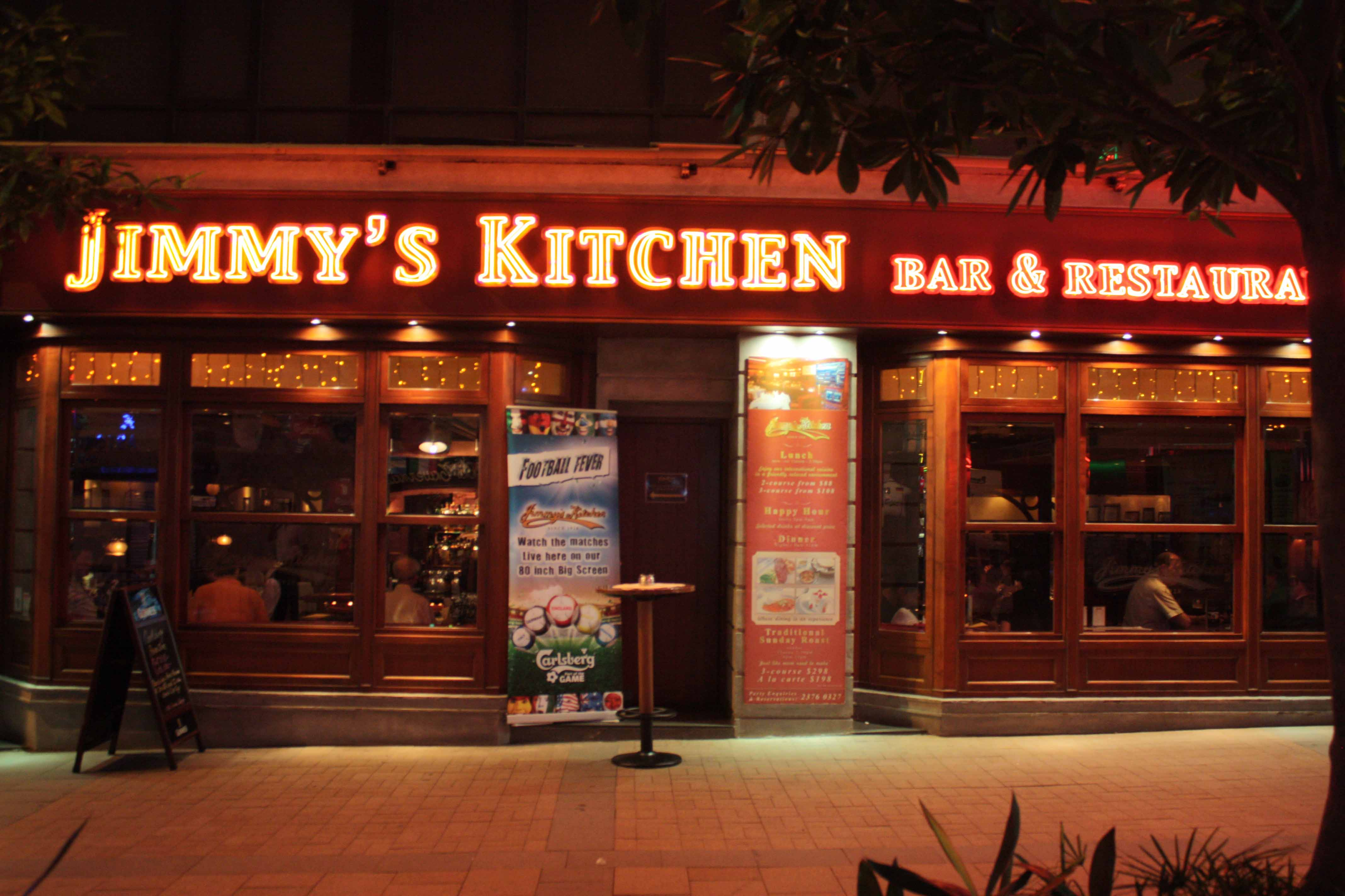 Jimmy S Kitchen