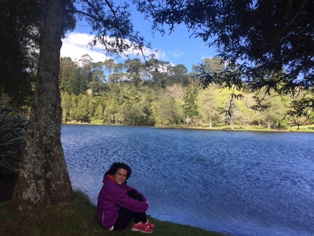 Arantxa de Fainders NZ en Mount Manganui