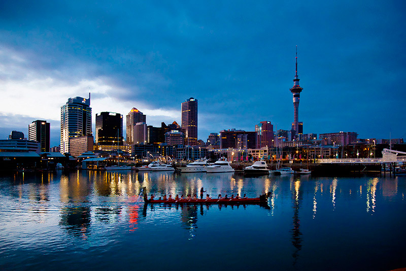 AUCKLAND (North Island)