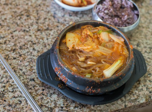 tofu cabin pork stew