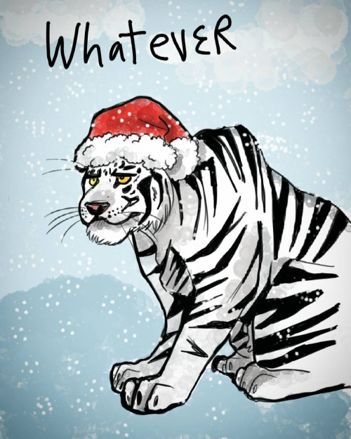 tragic tiger