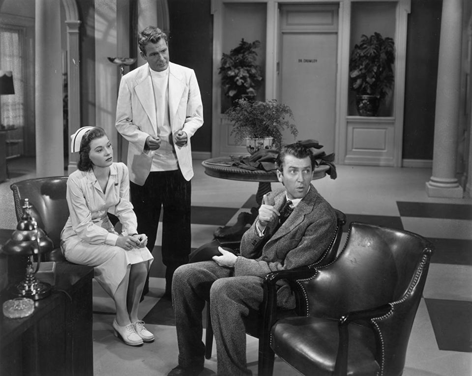 Image result for Harvey (1950)