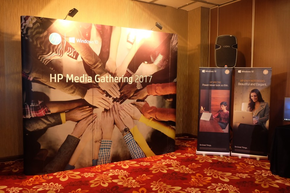 HP Media Gathering 2017 – Press Launch Palembang