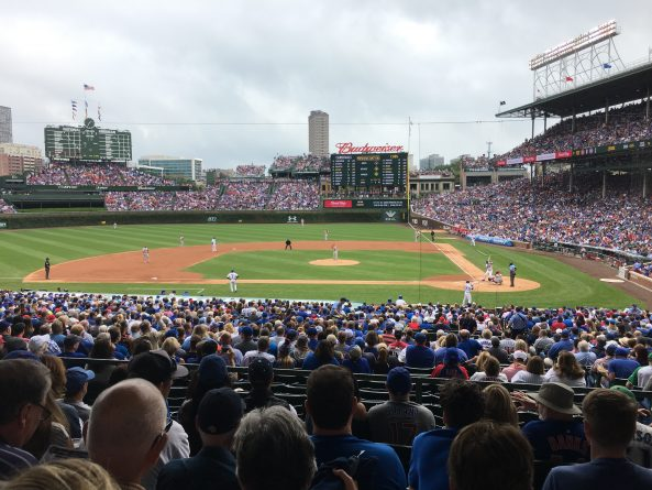financial-analysts-wrigley field - chicago-Kern Campbell - Professional financial advisor
