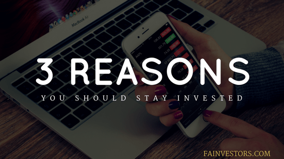 3 reasons you should stay invested by Financial Analysts