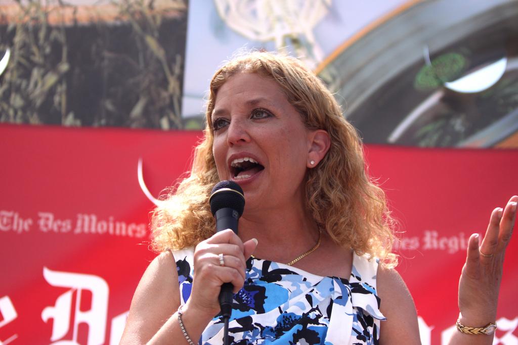 Debbie Wasserman Schultz (cc photo: Gage Skidmore)