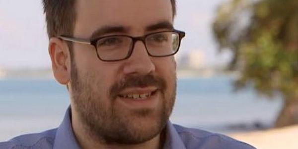 Richard Phillips (image: Al Jazeera)