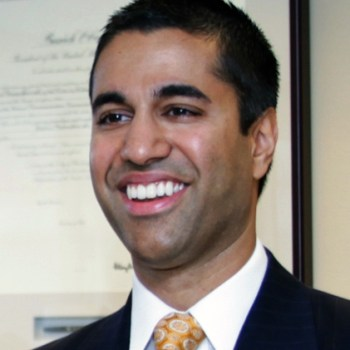 Ajit Pai (photo: FCC)