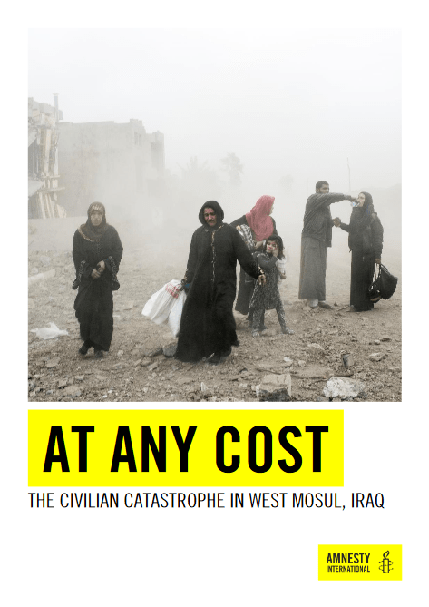 Amnesty International: At Any Cost
