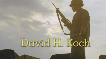 Ken Burns' Vietnam War: David H. Koch