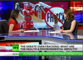 RT: The Debate Over Fracking