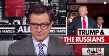 Chris Hayes: Trump and the Russians