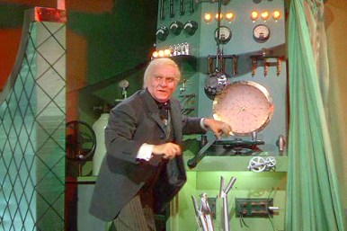 Frank Morgan in The Wizard of Oz