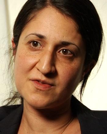 Pardiss Kebriaei (image: Witness to Guantanamo)