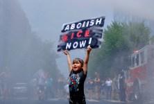 Abolish ICE Now! (cc photo: Sasha Patkin)