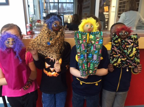 Artists in Schools Residency with Mary Maisch