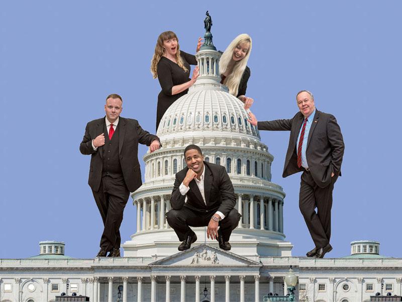 Capitol Steps – 1.31.20