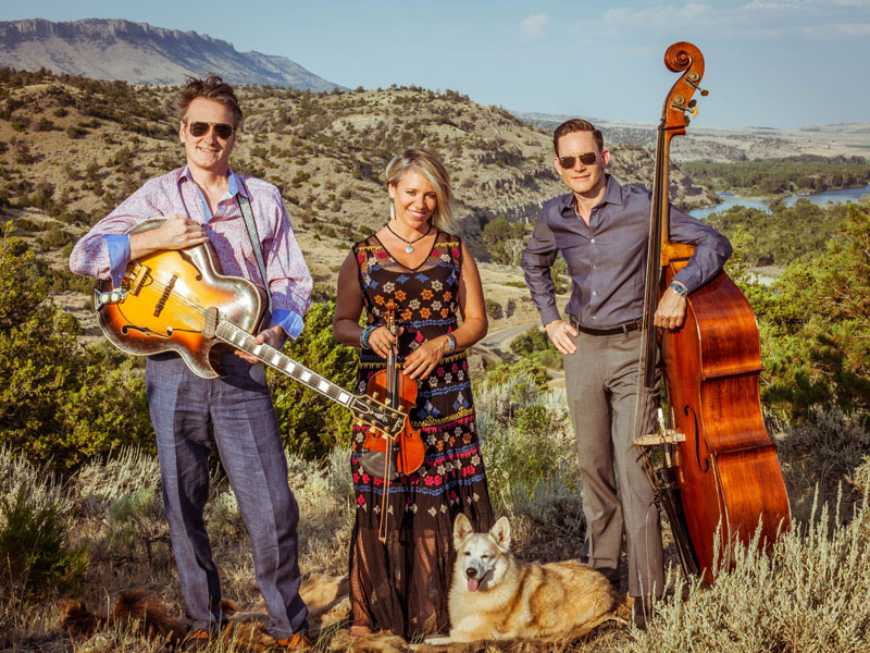 Across the Great Divide: Hot Club of Cowtown and The Dustbowl Revival – 1.18.19