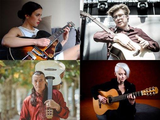 International Guitar Night XXII – 1-9-22