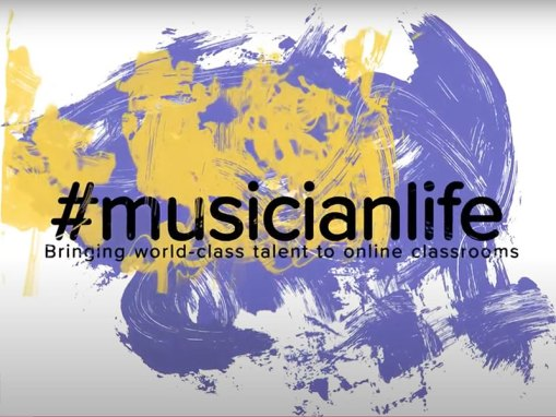 #musicianlife Education Outreach