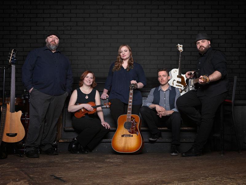 Derina Harvey Band – 12.9.18
