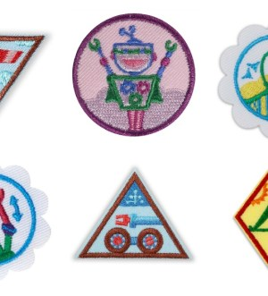 Council patch fairbanks girl scouts new journeys solutioingenieria Images