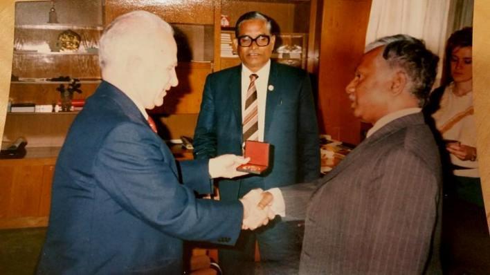 My Memoirs In Diplomatic Arena