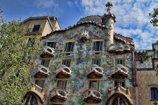 Da vedere a Barcellona Casa Batll