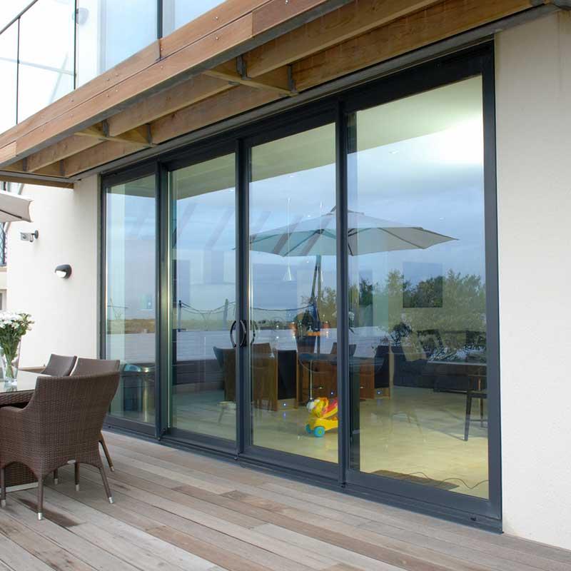aluminium doors fair deal