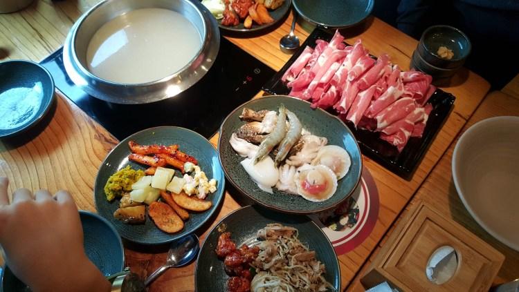 Shabu-Shabu, Korean Style