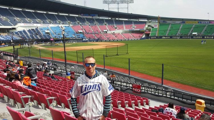 Jamsil Stadium, South Korea