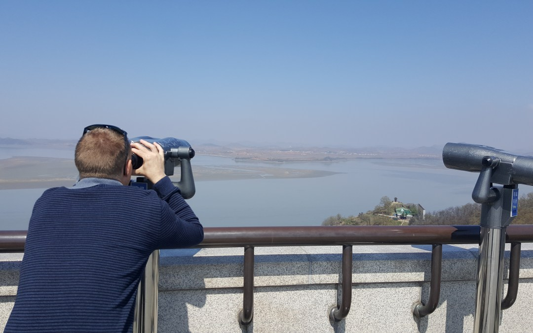 Picture of the Week: Looking into the North