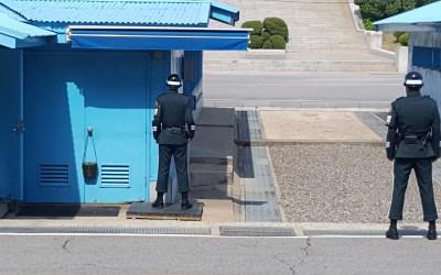 DMZ Korea – Into The Border