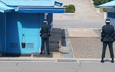 DMZ Korea – Into The Border