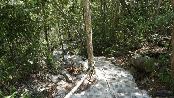 Hiking Angthog