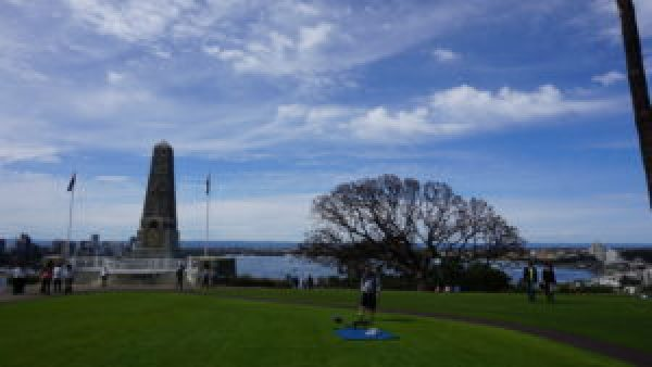 Kings Park and its green pastures