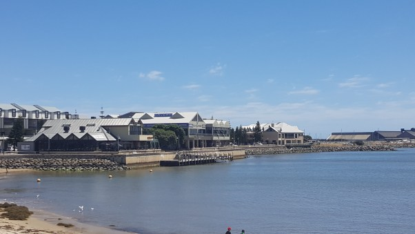 The Bay and the Bunbury Waterfront