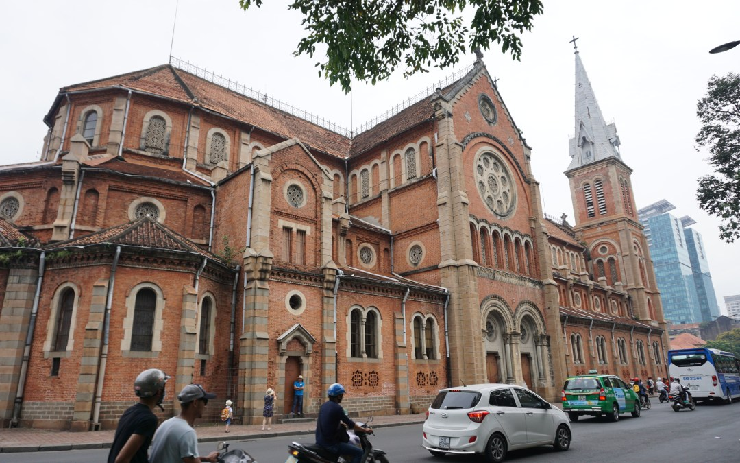 5 Places You Must Visit in Ho Chi Minh City
