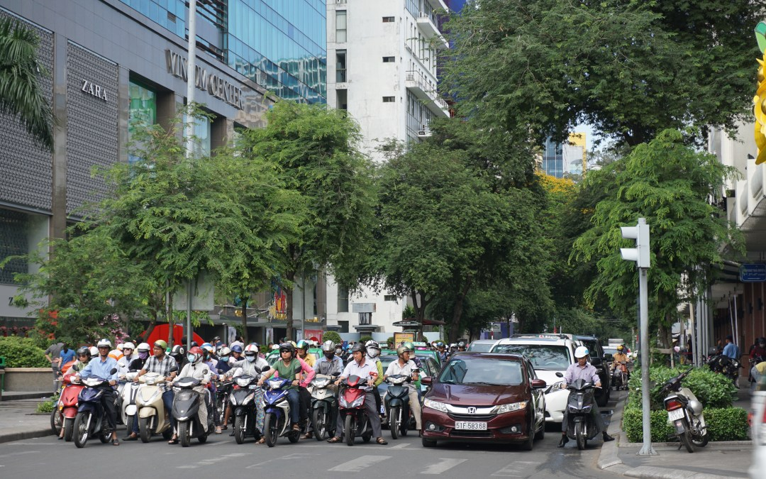 Uber your way around Ho Chi Minh City