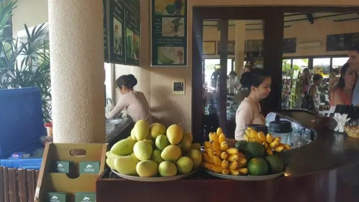 Tour Rest Stop, Vietnam.