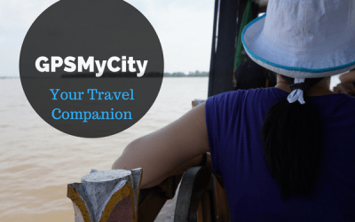 GPSMyCity – Your Very Own Travel Companion