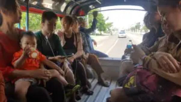 Laos Taxi