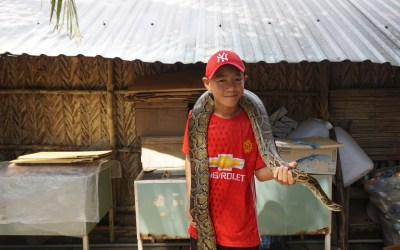 Adventure by the Youth: Ho Chi Minh City through the eyes on an 11 year old